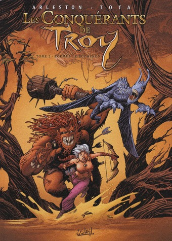 Les conquérants de Troy # 2