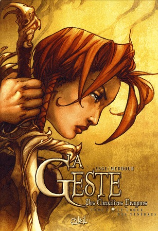La geste des chevaliers dragons  # 8