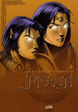 Merlin (Lambert) édition Coffret