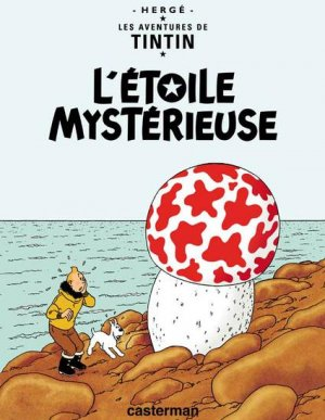 Les aventures de Tintin # 10 Simple