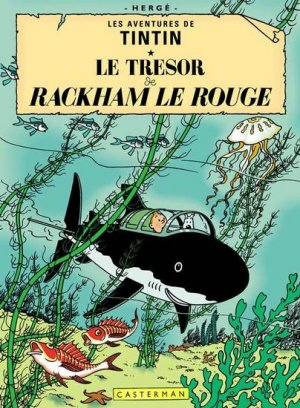 Les aventures de Tintin # 12 Simple