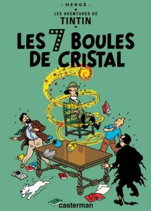 Les aventures de Tintin # 13 Simple
