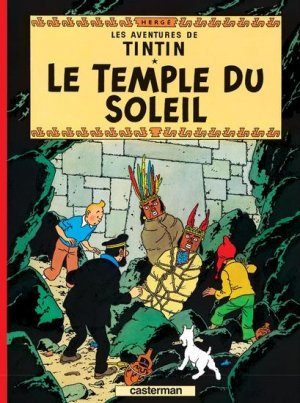 Les aventures de Tintin # 14 Simple