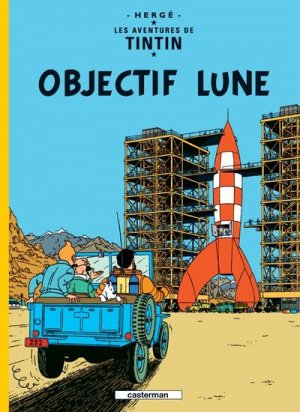 Les aventures de Tintin # 16 Simple