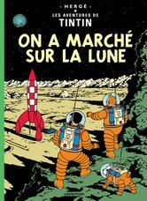 Les aventures de Tintin # 17 Simple