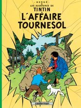 Les aventures de Tintin # 18 Simple