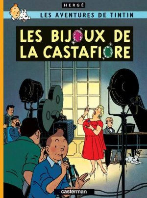 Les aventures de Tintin # 21 Simple