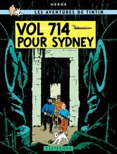 Les aventures de Tintin # 22 Simple