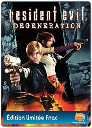 Resident Evil - Degeneration édition DVD FNAC