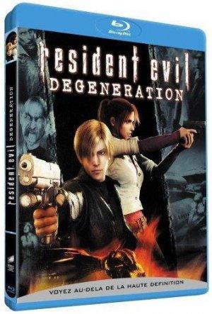 Resident Evil - Degeneration édition BLU-RAY