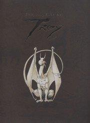 Encyclopédie anarchique du monde de Troy édition Coffret