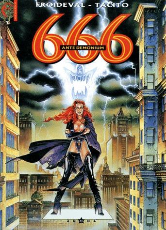 666 édition simple