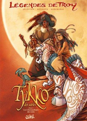 Légendes de Troy : Tykko des sables