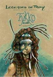 Légendes de Troy : Tykko des sables édition Edition spéciale Virgin