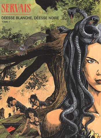 Déesse blanche, déesse noire T.1