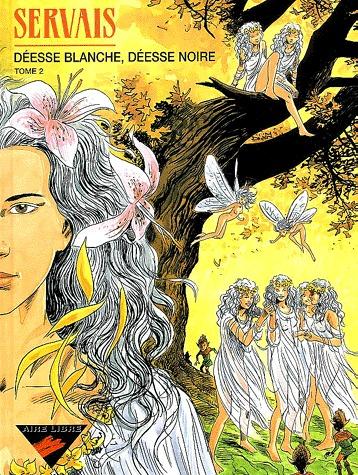 Déesse blanche, déesse noire T.2
