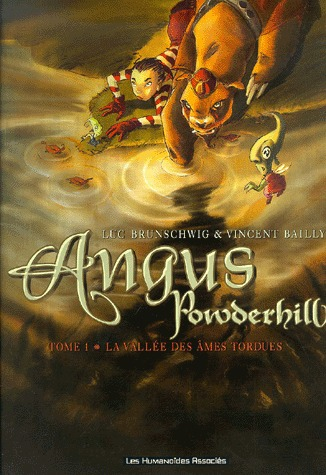 Angus Powderhill édition simple