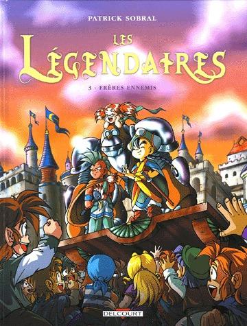 Les Légendaires # 3