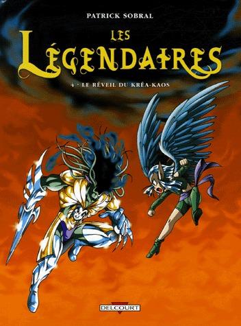 Les Légendaires # 4