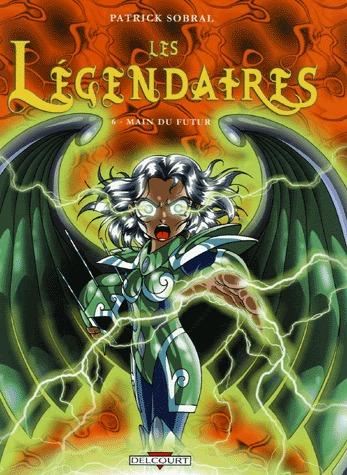 Les Légendaires # 6