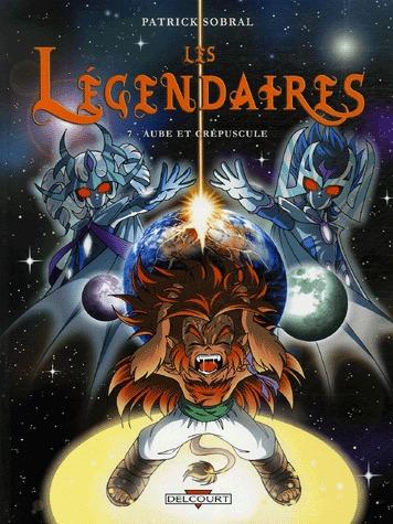Les Légendaires # 7