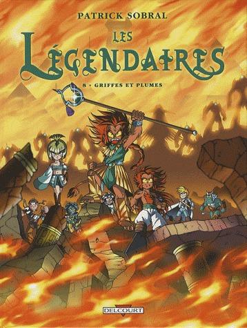 Les Légendaires # 8