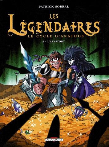 Les Légendaires # 9