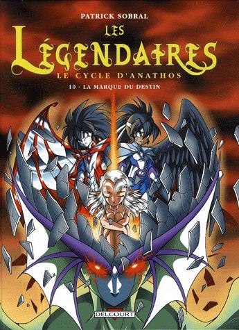 Les Légendaires # 10