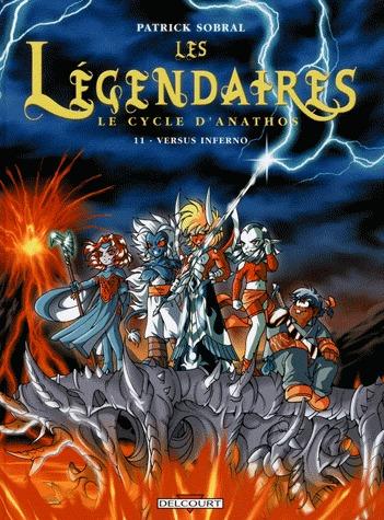 Les Légendaires # 11