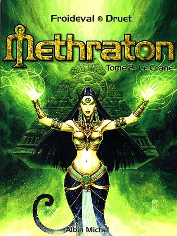 Methraton 2 - Le crâne
