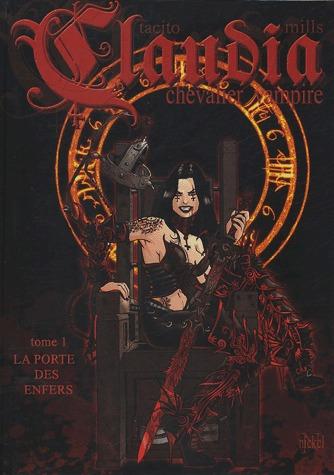 Claudia, chevalier vampire