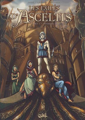 Les exilés d'Asceltis édition simple