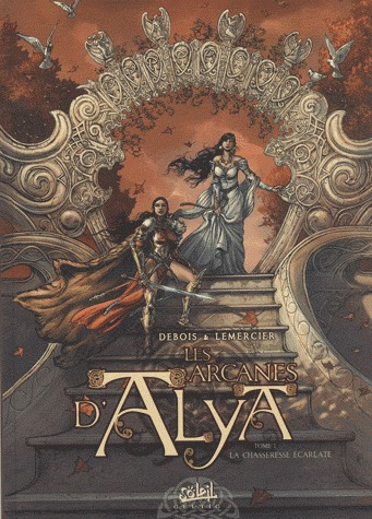 Les arcanes d'Alya