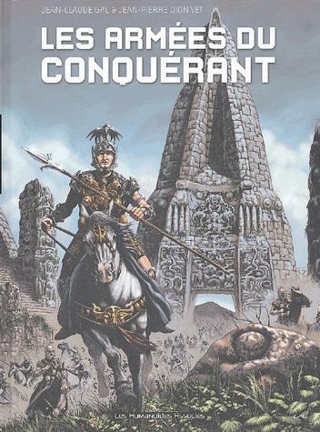 Les armées du conquérant édition Réédition