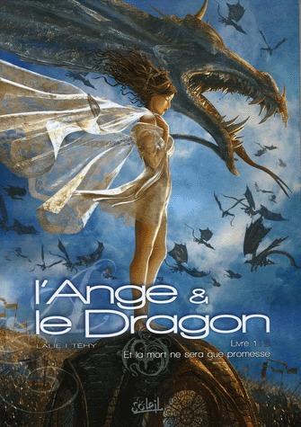 L'ange et le dragon édition simple