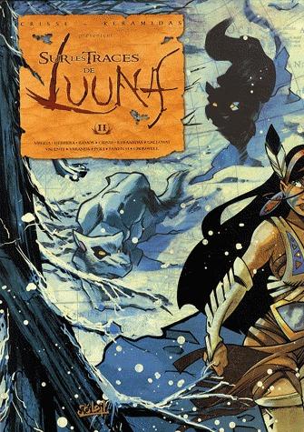 Sur les traces de Luuna 2 - Volume 2