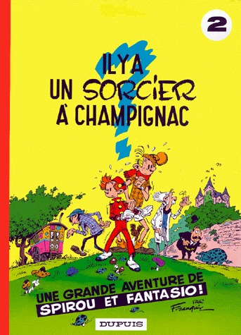 Les aventures de Spirou et Fantasio #2