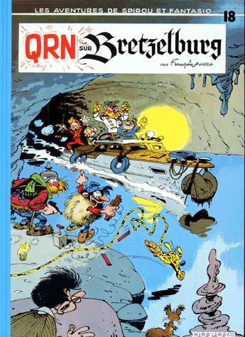 Les aventures de Spirou et Fantasio T.18