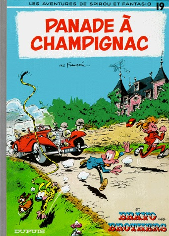 Les aventures de Spirou et Fantasio #19