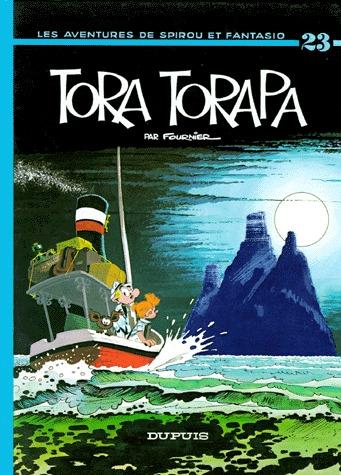 Les aventures de Spirou et Fantasio #23