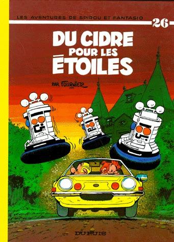Les aventures de Spirou et Fantasio #26
