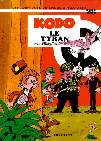 Les aventures de Spirou et Fantasio #28