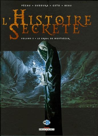 L'histoire secrète # 3 simple
