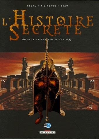 L'histoire secrète 4 - Les Clés de Saint Pierre