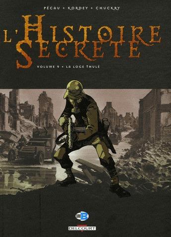 L'histoire secrète 9 - La Loge Thulé