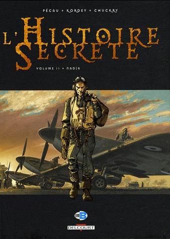 L'histoire secrète 11 - Nadja