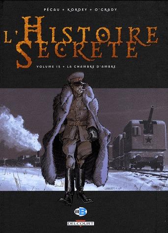 L'histoire secrète 15 - La chambre d'Ambre