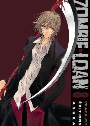 couverture, jaquette Zombie Loan 8  (kazé manga)