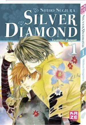 Silver Diamond édition Simple