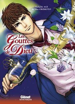 couverture, jaquette Les Gouttes de Dieu 7  (Glénat Manga)